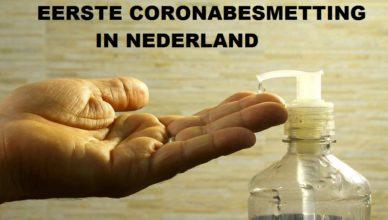 corona-besmetting